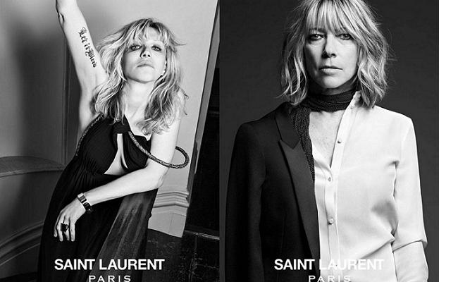 FHC Courtney Love Saint Laurent