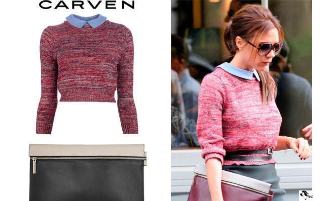 FHC Victoria Beckham Carven sweater 1