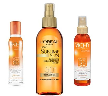 FHC beauty sun products