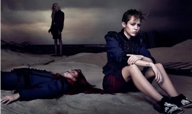 Miley Cyrus Jacob