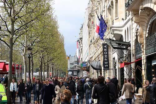 FHC Shopping in Paris