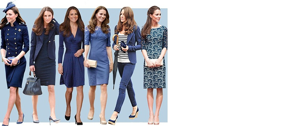 Kate Middleton Style Icon The Online Magazine For Style Fashion And