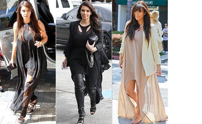 Kim Kardashian 39 S Maternity Style The Online Magazine For Style